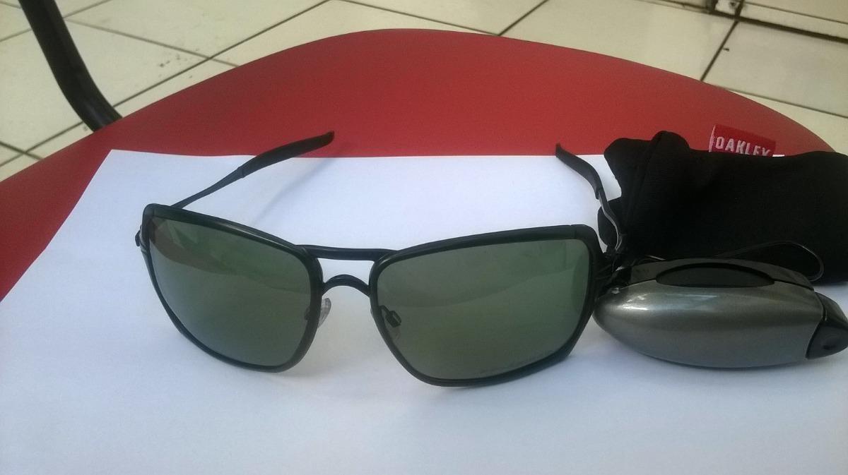9b35e496b9461 Carregando zoom... oculos oakley inmate grafite lente polarizada ...