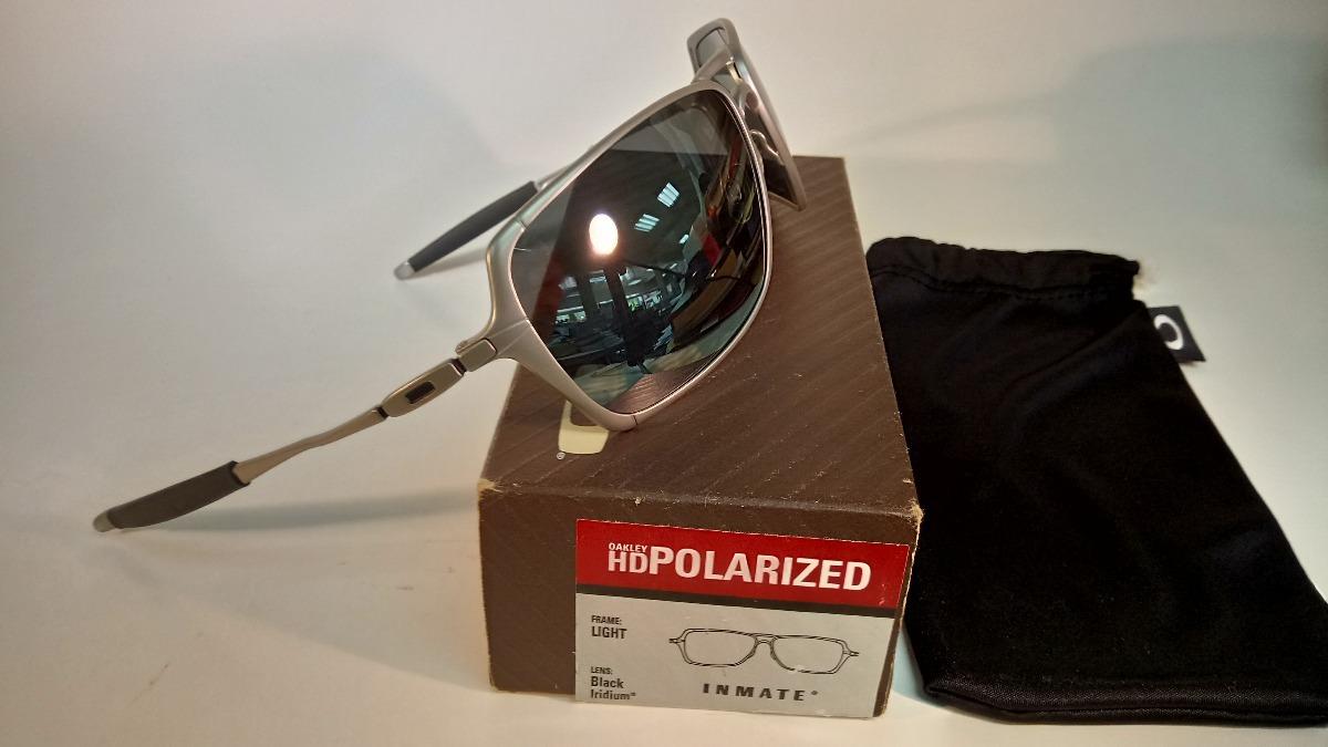 Oakley Inmate Polarized Plateado mate - Bs. 1.000,00 en Mercado Libre 8578c1f27c