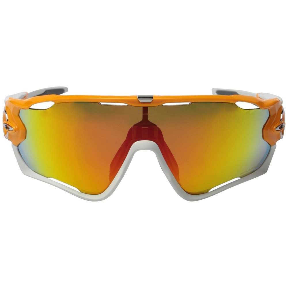 335d58eed9 oakley jawbreaker atomic orange - fire iridium polarized. Cargando zoom.