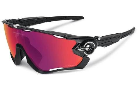 Oakley Jawbreaker Black Ink  Red Iridium Polarized Oo9290-08 - R  499,00 em  Mercado Livre 7c9090497f