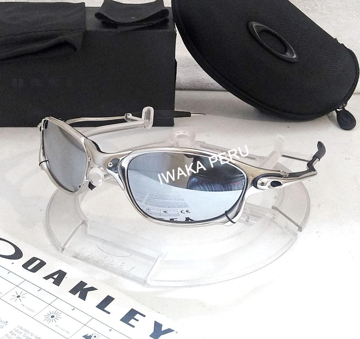 2b91512649 oakley juliet lentes de sol nuevos envios a todo el peru. Cargando zoom.
