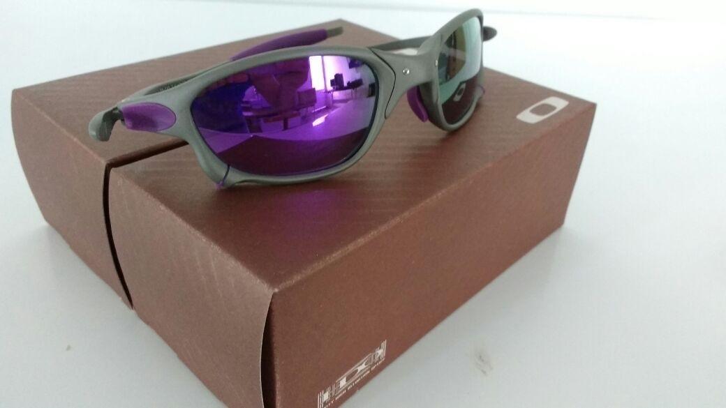 óculos oakley 24k x-squared romeo double x juliet roxa. Carregando zoom... óculos  oakley juliet. Carregando zoom... oakley juliet óculos. Carregando zoom. f388800a96