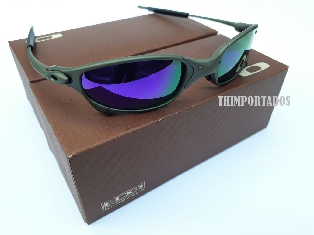 Óculos Oakley Juliet Double Xx Penny 24k Romeo2 Mars Madman - R  120 ... 8e4c2f4bcd