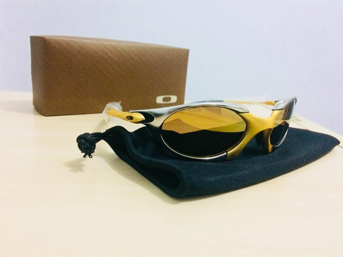 26405cf062932 óculos oakley juliet romeo 24k x várias cores · óculos oakley juliet · oakley  juliet óculos. Carregando zoom.
