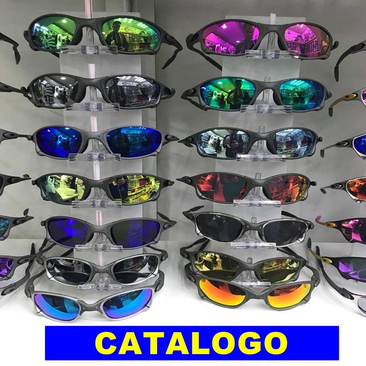 Óculos Oakley Dolble Xx Liquid Metal Juliet Penny Romeu 1 2 - R  120 ... 77a35f6119