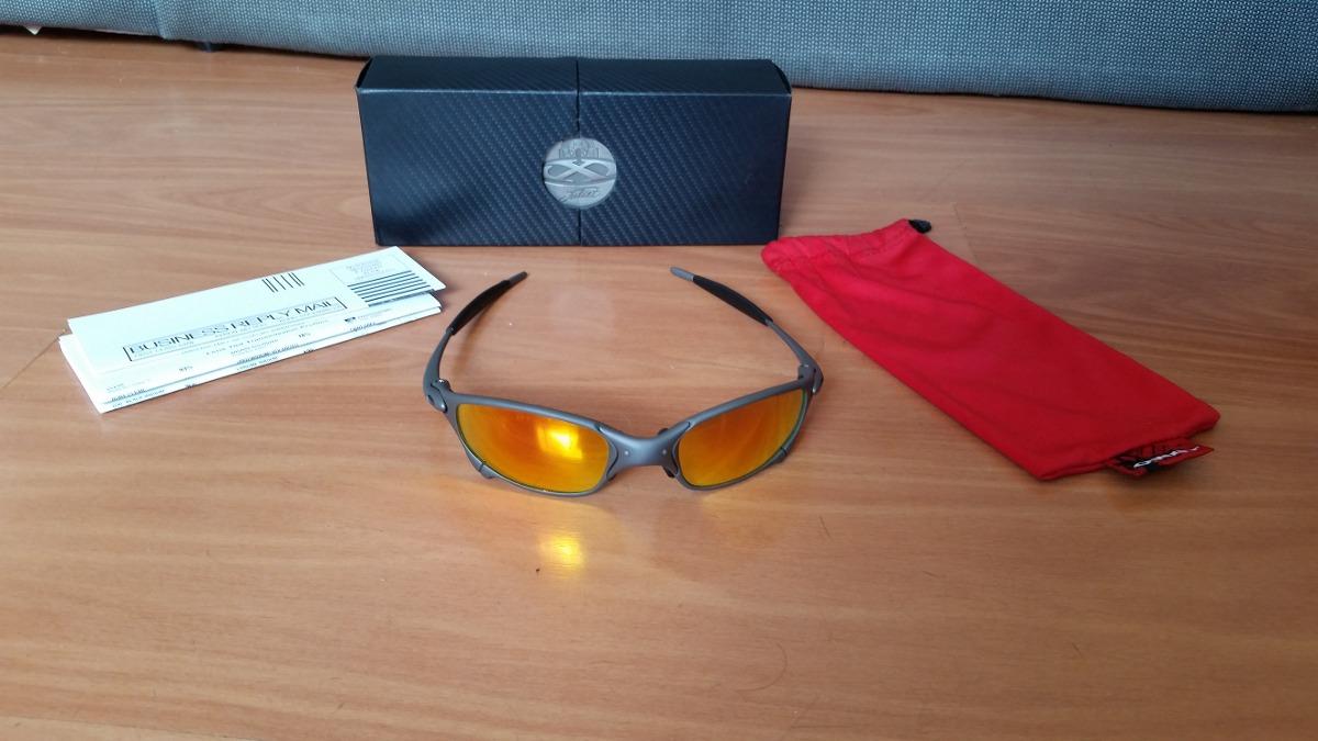 Oculos Oakley Juliet Ruby Iridium Original X-metal - R  2.999,00 em ... ec3e66ae7e