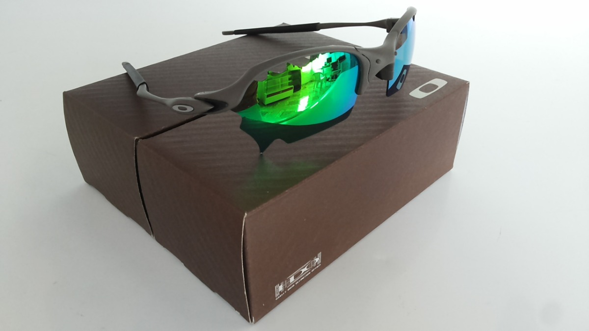 Óculos Oakley Juliet Double X Penny 24k Romeo 2 Mars Parriot - R ... 410bd82ee4