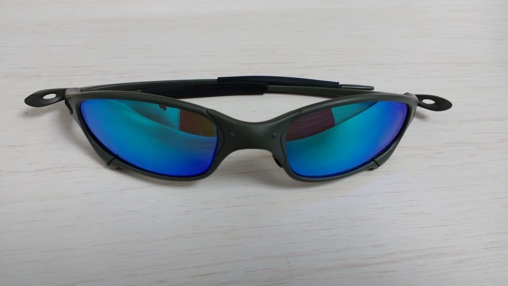 afc843e451 Carregando zoom... óculos oakley double xx juliet squared 24k masculino