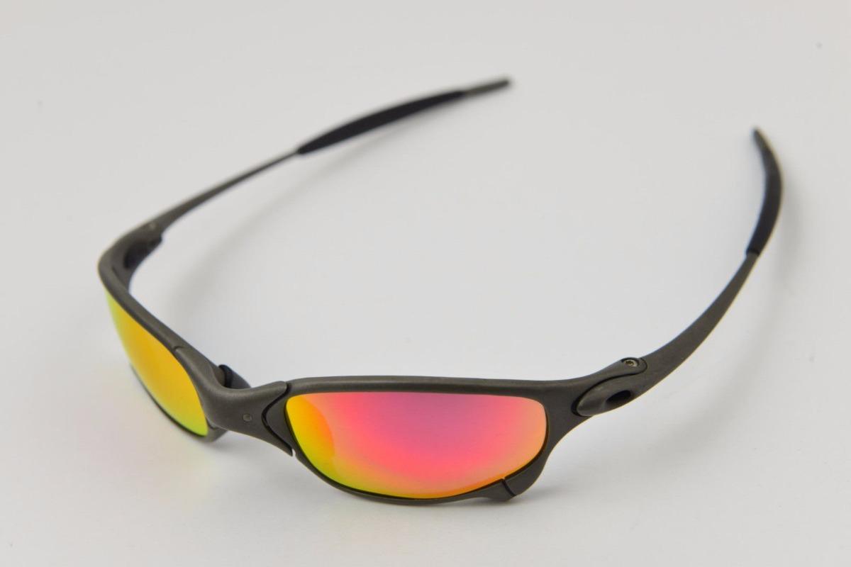 6f22ab033c91c Oakley Juliet X Metal Rubi Oculos Numerado Original Top - R  1.300 ...