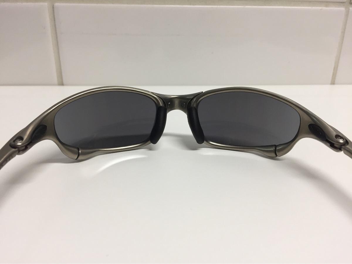 Óculos Oakley Juliet Plasma W ice Polarizado Original - R  3.000,00 ... 36ef9770eb