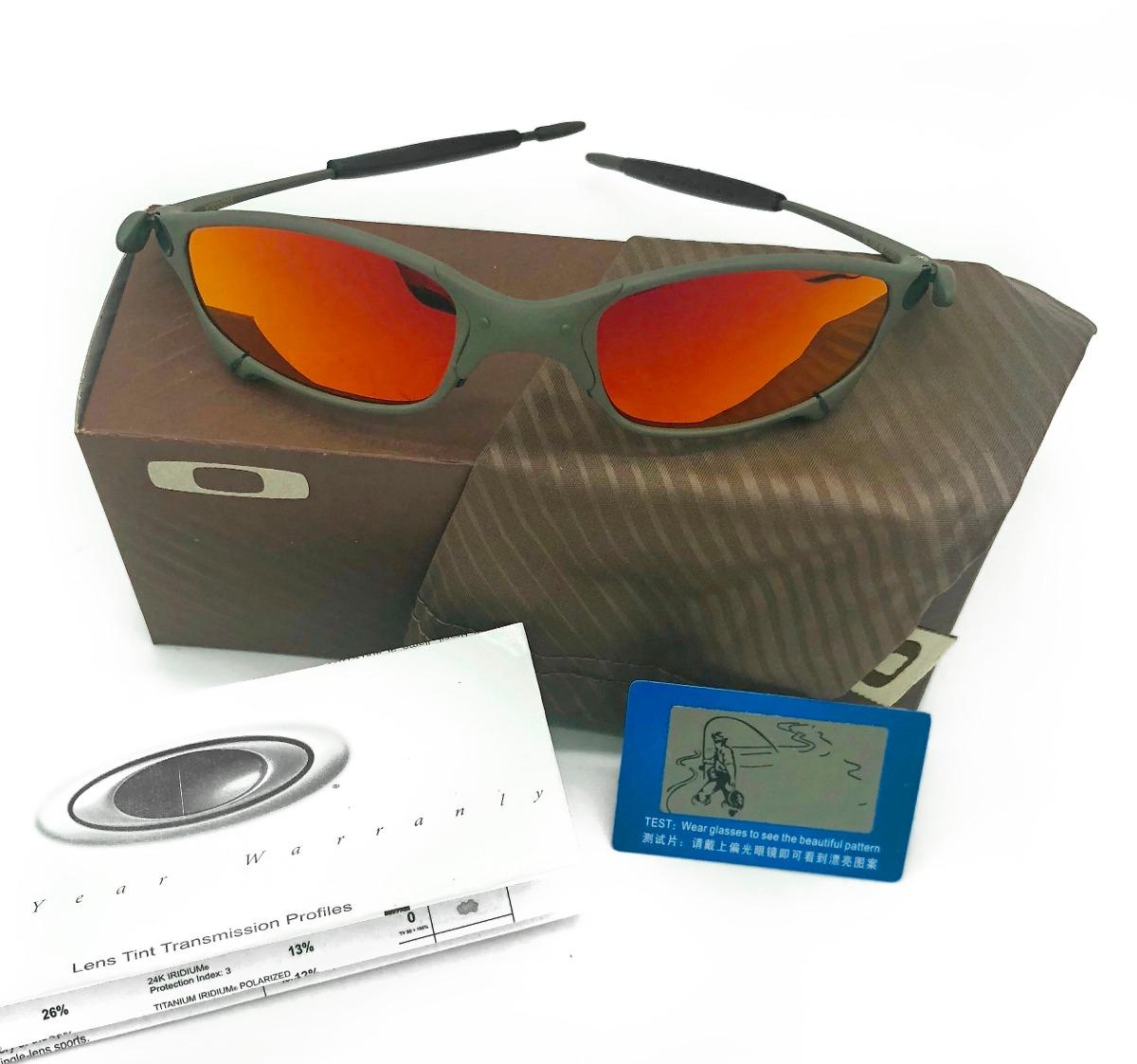 Óculos Oakley Juliet Ruby - R  120,00 em Mercado Livre b5e1a0b6df