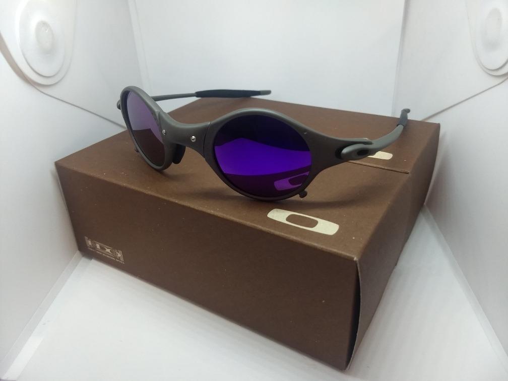 Carregando zoom... óculos oakley juliet mars xmetal lente violeta roxa  promoção 8fb419a5ee