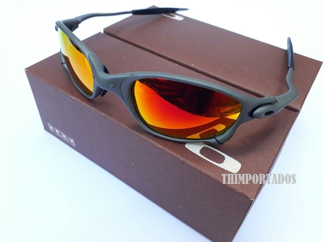 c500f9ae8a029 Óculos Oakley Double Xx Juliet Squared 24k Masculino - R  149,90 em Mercado  Livre