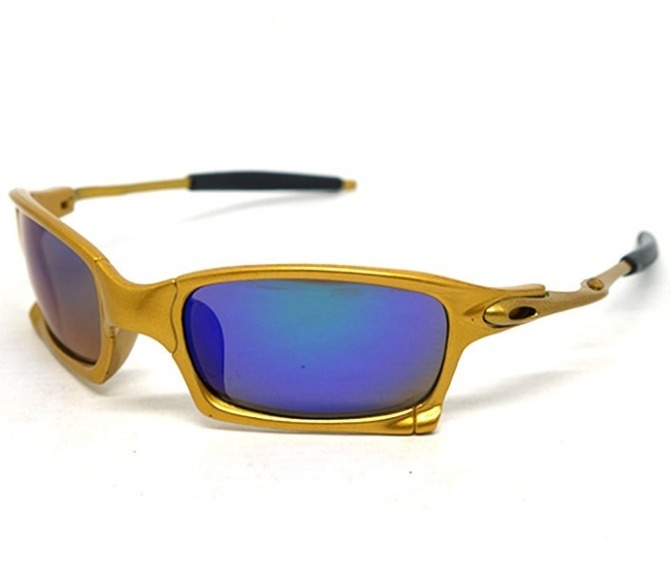 Óculos De Sol Oakley Juliet Squared X-metal Dourado - R  90,00 em ... 172e3f0944