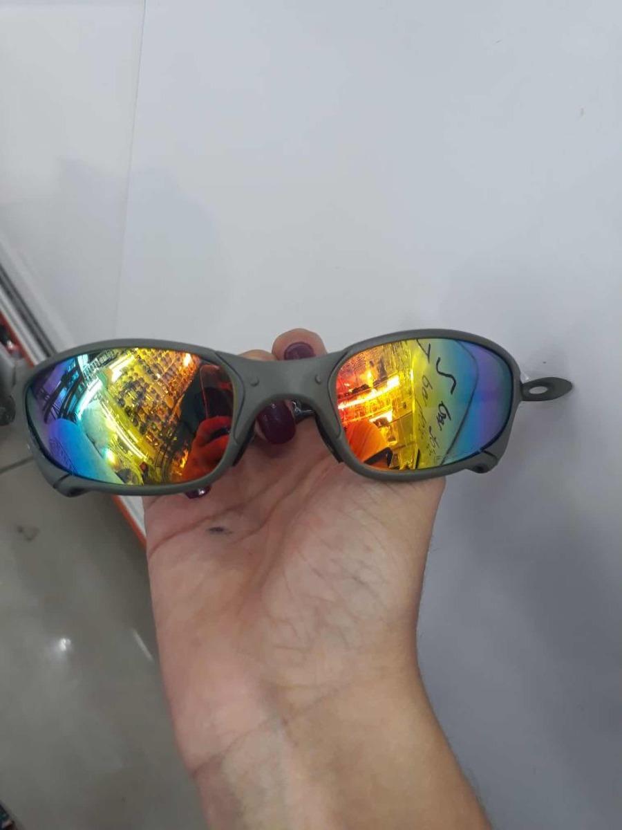57adc058ae603 Oakley Juliet Squared Arco Íris - R  160,00 em Mercado Livre