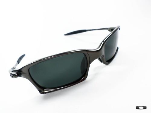 oakley® juliet squared h d o polarized u s a  black x metal