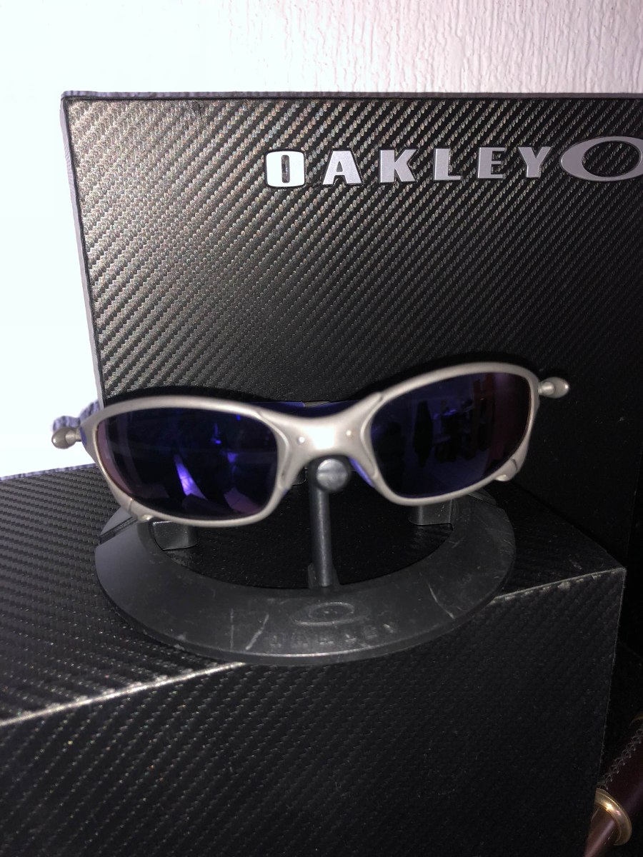 68554addf3 oakley juliet x metal cuztom infinite hero. Cargando zoom.