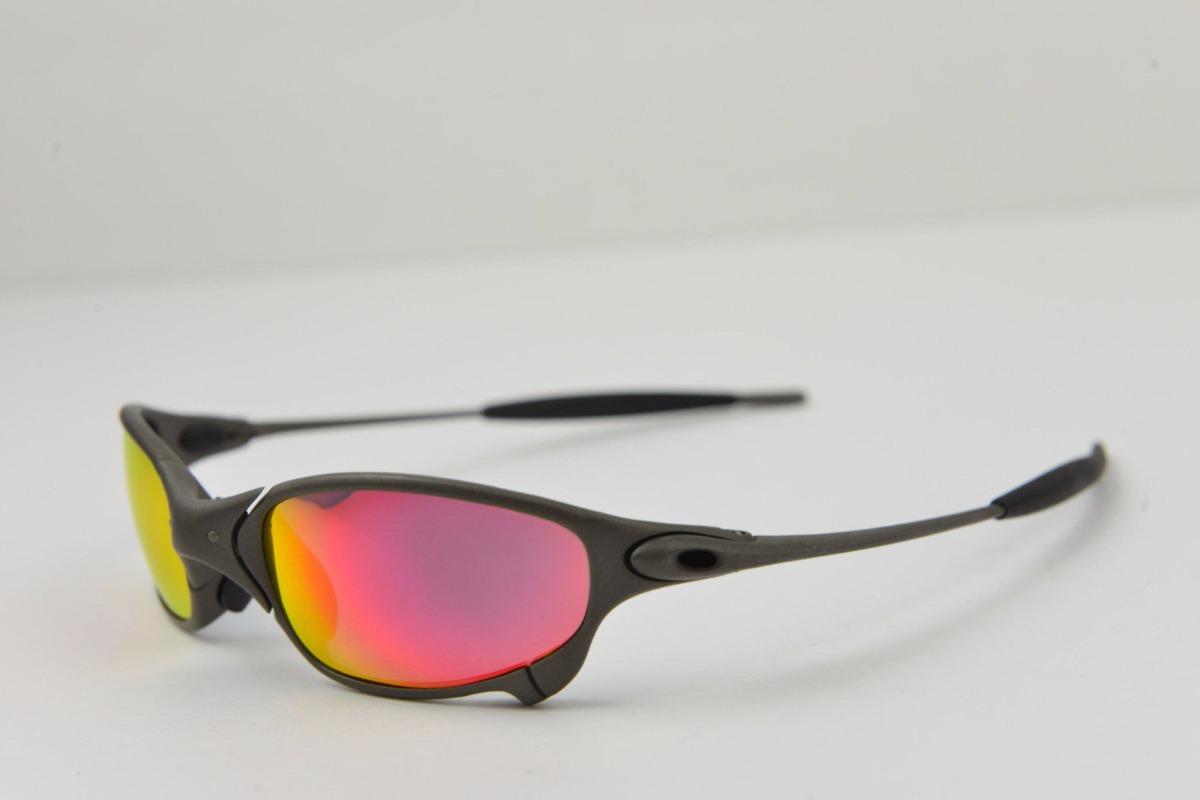fae225eb876ac oakley juliet x metal rubi oculos numerado original top. Carregando zoom.