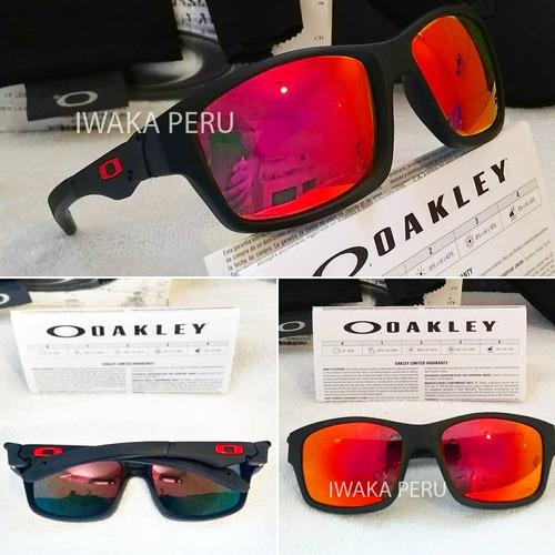 oakley jupiter sq lentes de sol nuevos envios a todo el peru