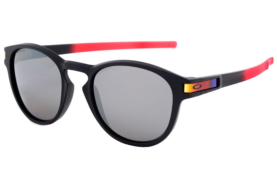 8ff04f656 Oakley Latch - Óculos De Sol Ruby Fade/ Prizm Black - R$ 267,60 em ...