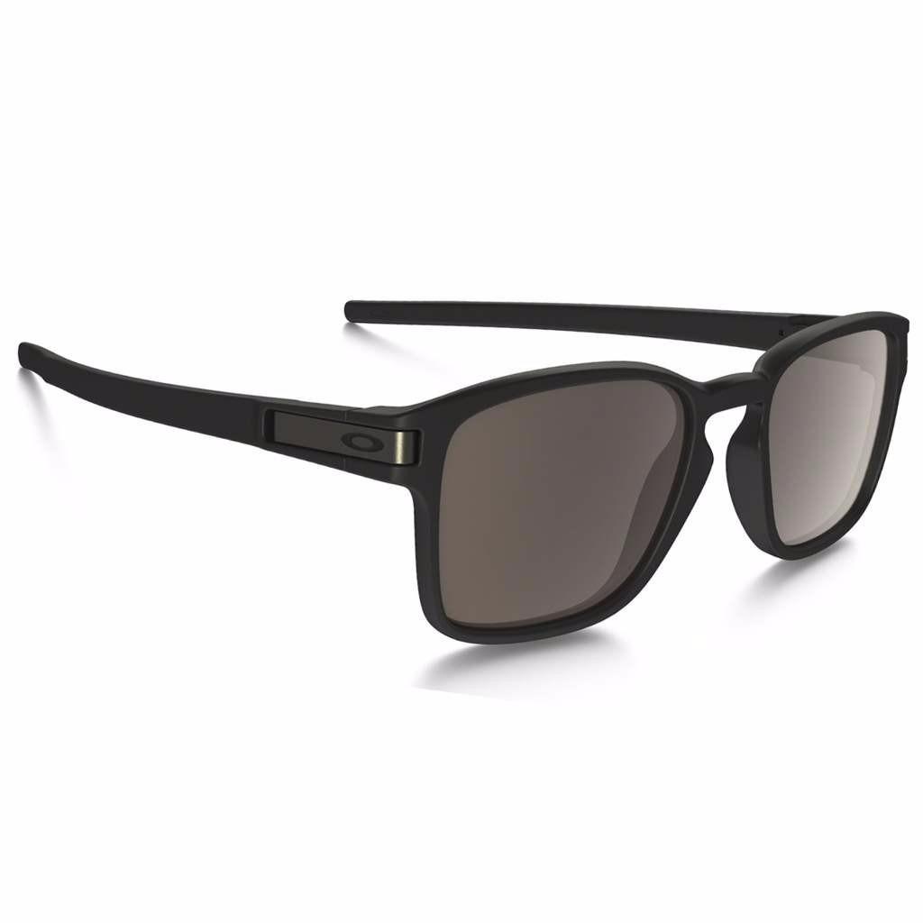 oakley latch sq oo9353-01 matte black w warm grey original. Carregando zoom. cccd408111