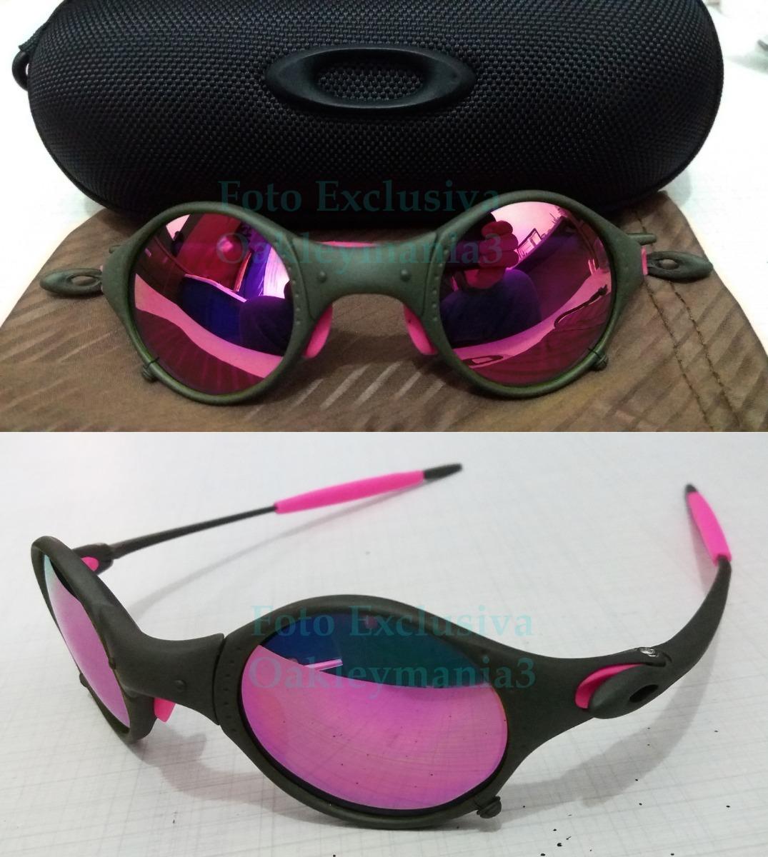 Oakley mars xmetal lente e borracha rosa pink polarized case jpg 1075x1200 Oakley  mars afaa03c991