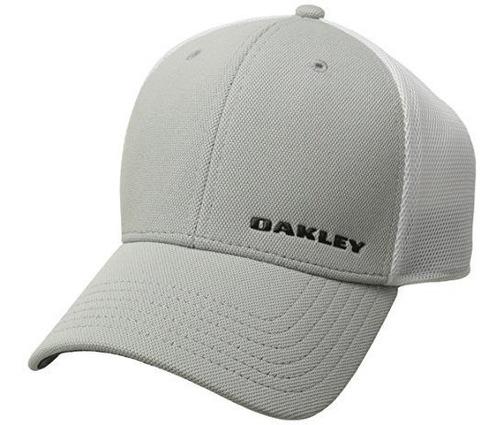 oakley mens 40 silicon bark trucker