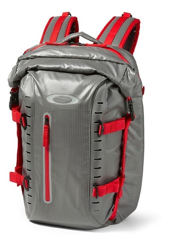 oakley mochila de viaje campismo repelente agua motion 26l