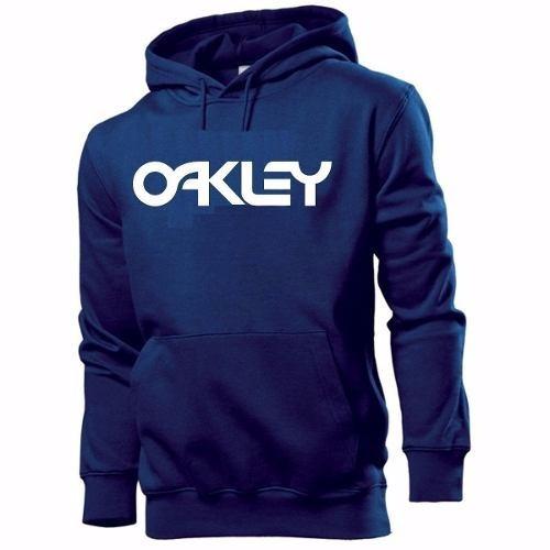 oakley moletom casaco