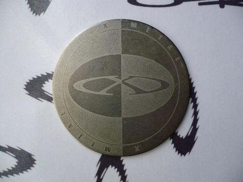 oakley moneda xx xmetal 1999