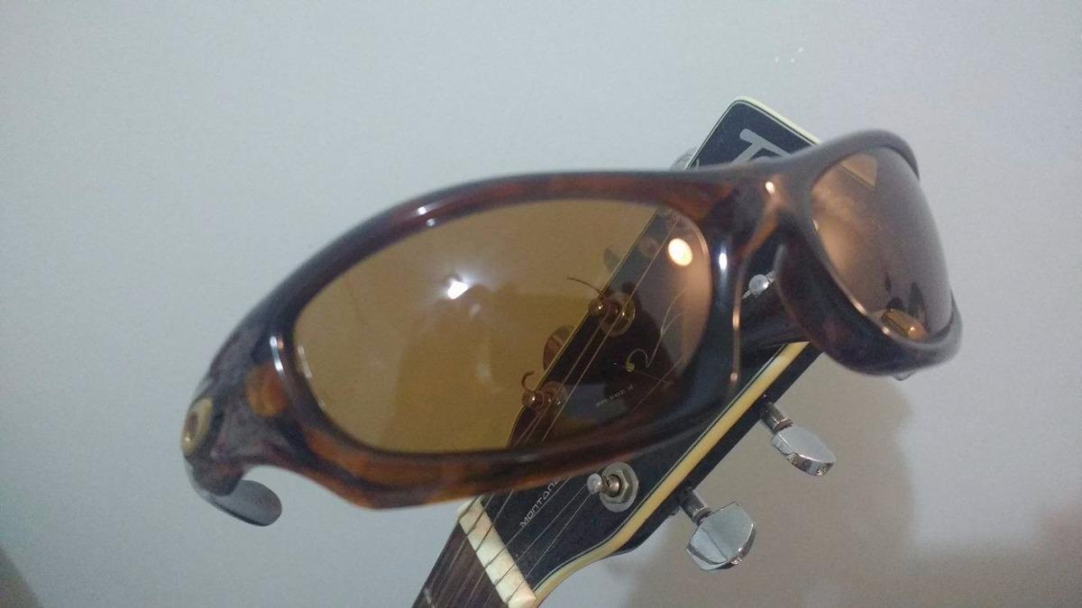 7c85a630b oakley monster dog 05-013 brown tortoise original unico raro. Carregando  zoom.