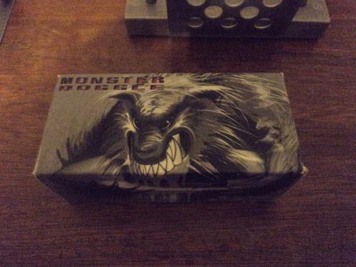 oakley monster doggle - polished black / gold iridium