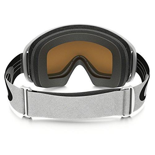 oakley o2 xl gafas de protección nieve , blanco mate