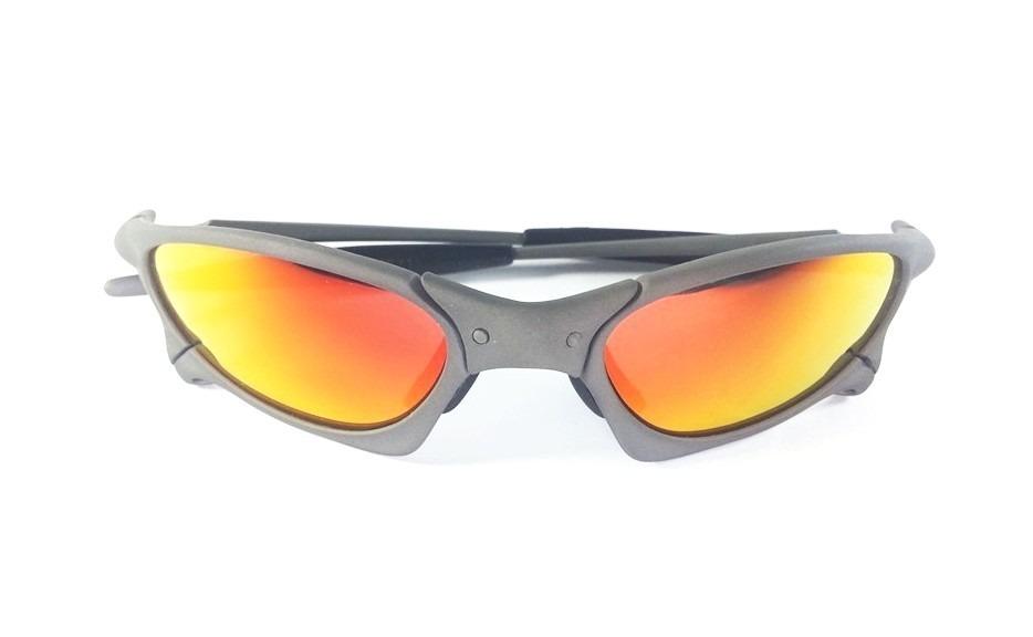 bd258eb816c89 Oculos Oakley Cinza Fire X 12x Top Cx + Saquinho Oakley 12x - R  120 ...