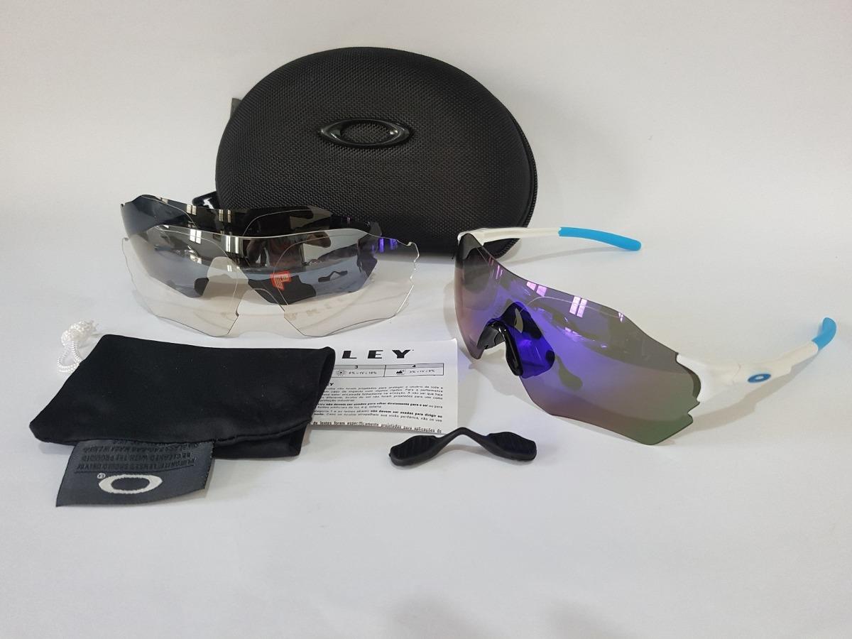 Oakley Radar Evzero Óculos De Ciclismo 3 Lentes Tr90 - R  199,00 em ... a6d32137a3