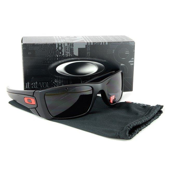 57bd51612b213 Oakley - Óculos Fuel Cell Ducati Polarizado Black grey - R  489