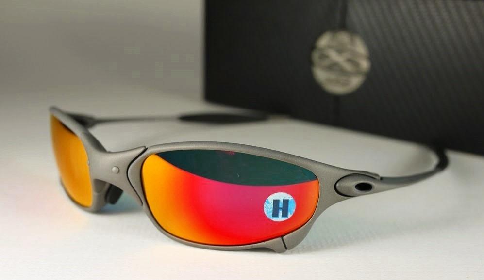 b7eaddcc6 oakley oculos juliet x metal ruby iridium na caixa novo. Carregando zoom.