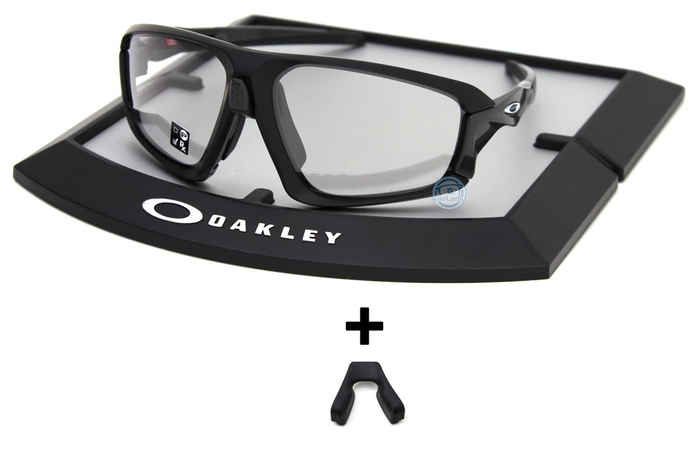2d130ad7a81e1 oakley oo9402 06 field jacket black clear black photocromic. Cargando zoom.