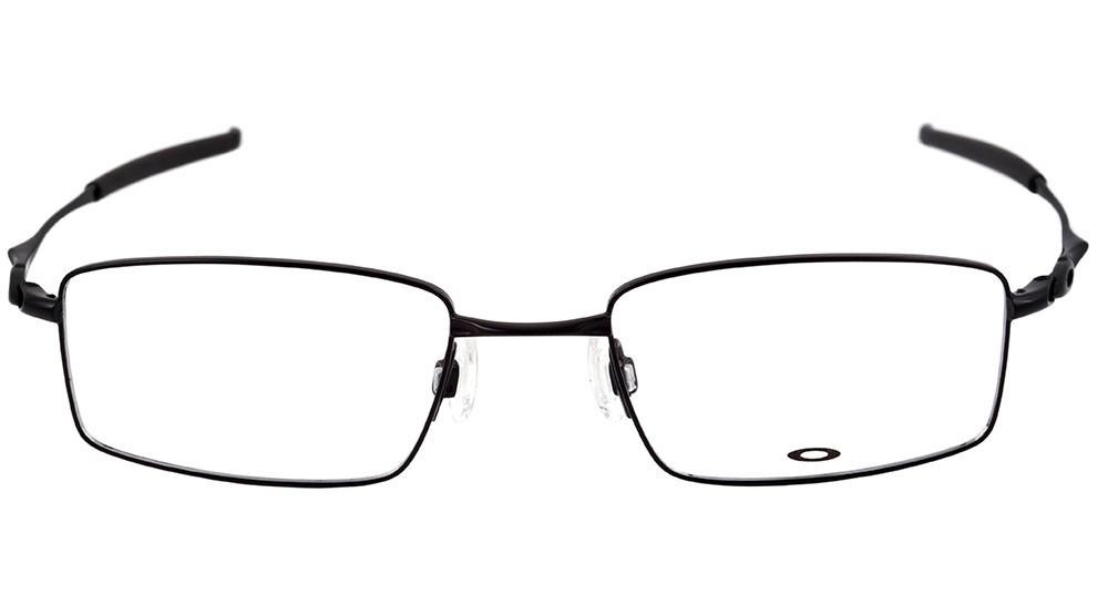 Oakley Ox 3136 - Óculos De Grau Polished Black - Lente 5,3 - R  339 ... 929a6d9f93