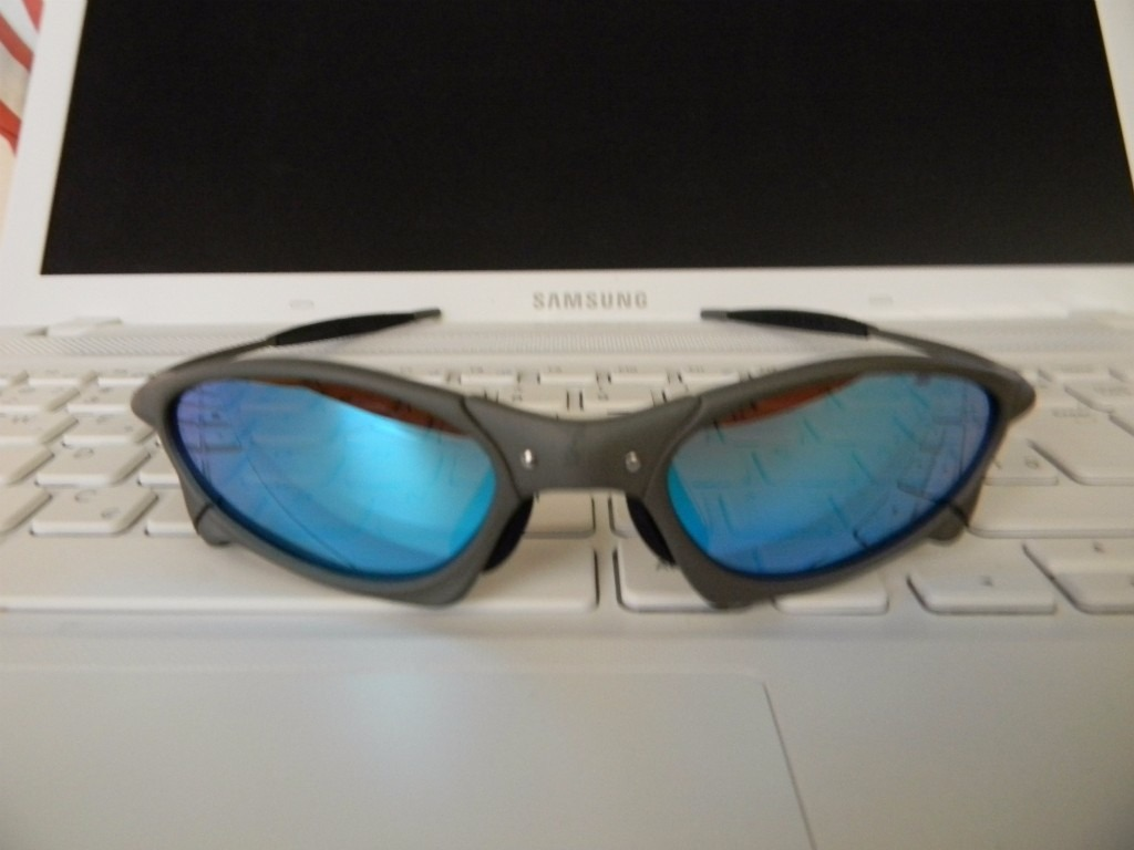 oakley penny 100% fosco polarized numerado + lente brinde. Carregando zoom. d327e7984ad