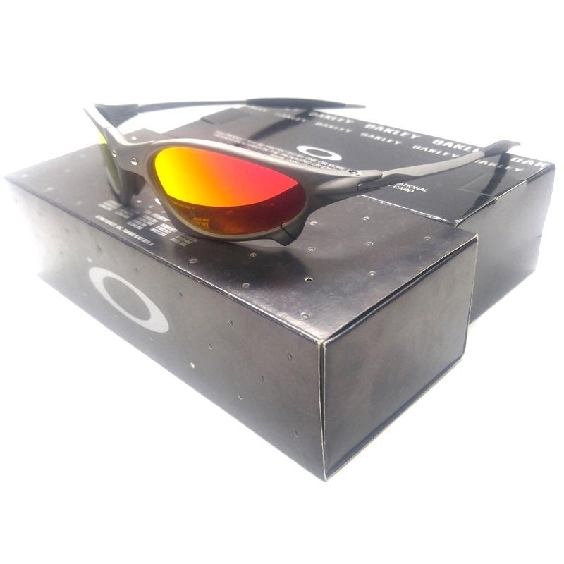 1320bb2dbf581 Oakley   Penny-fire Red   Idêntica A Original Limitada - R  84,99 em ...