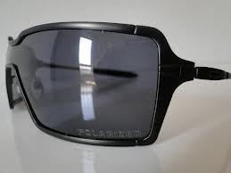 d71273b12 Oakley Probation Lente Fumê Polarizado Armação Metal - R$ 155,00 em ...