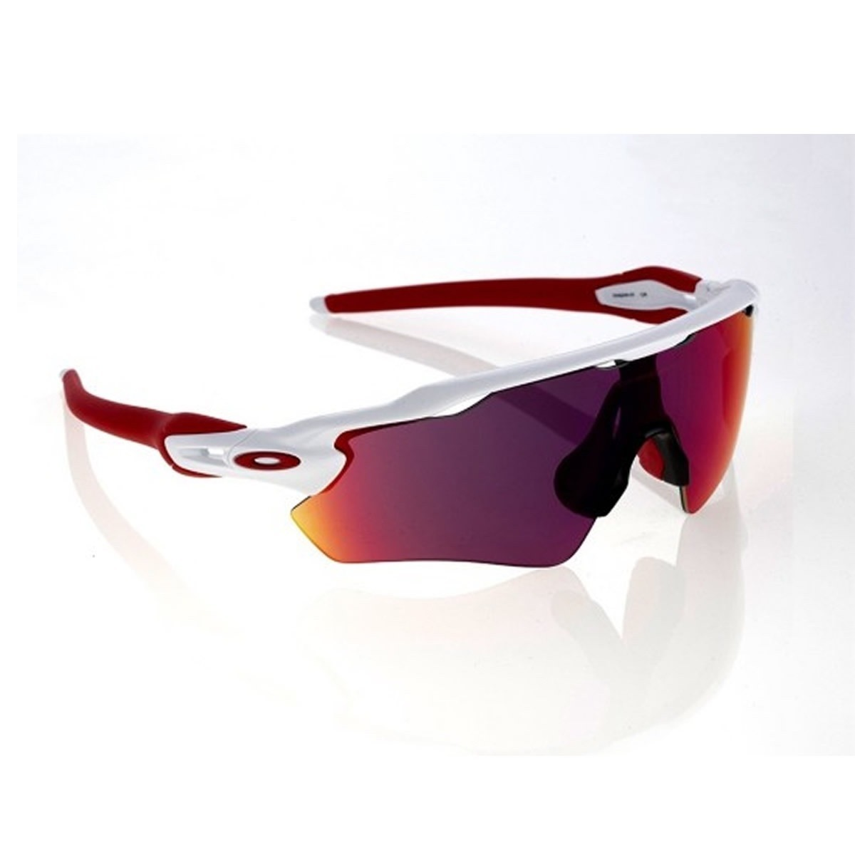 18aaf4c28 oakley radar ev path polished white - prizm road oo9208-05. Cargando zoom.