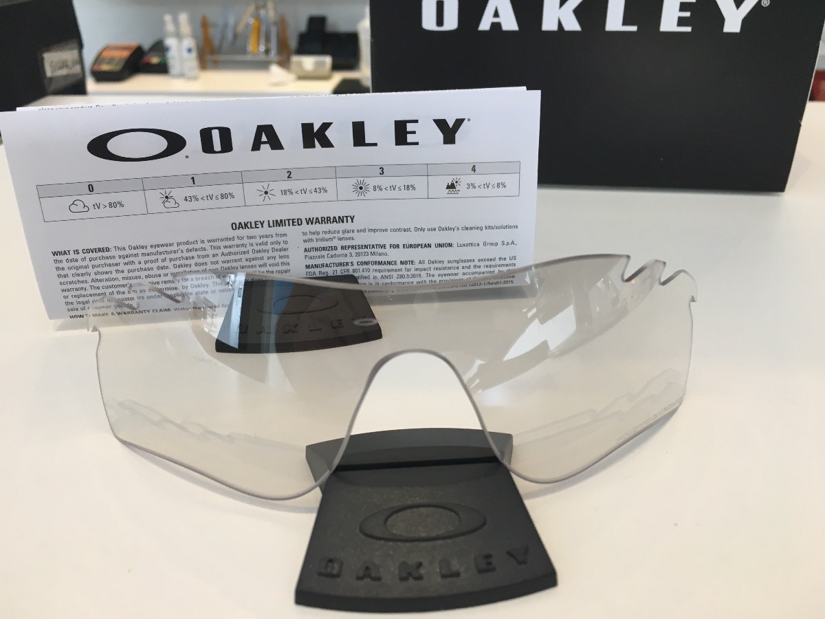 oakley radarlock path photochromic vented lente original. Carregando zoom. 4534848423