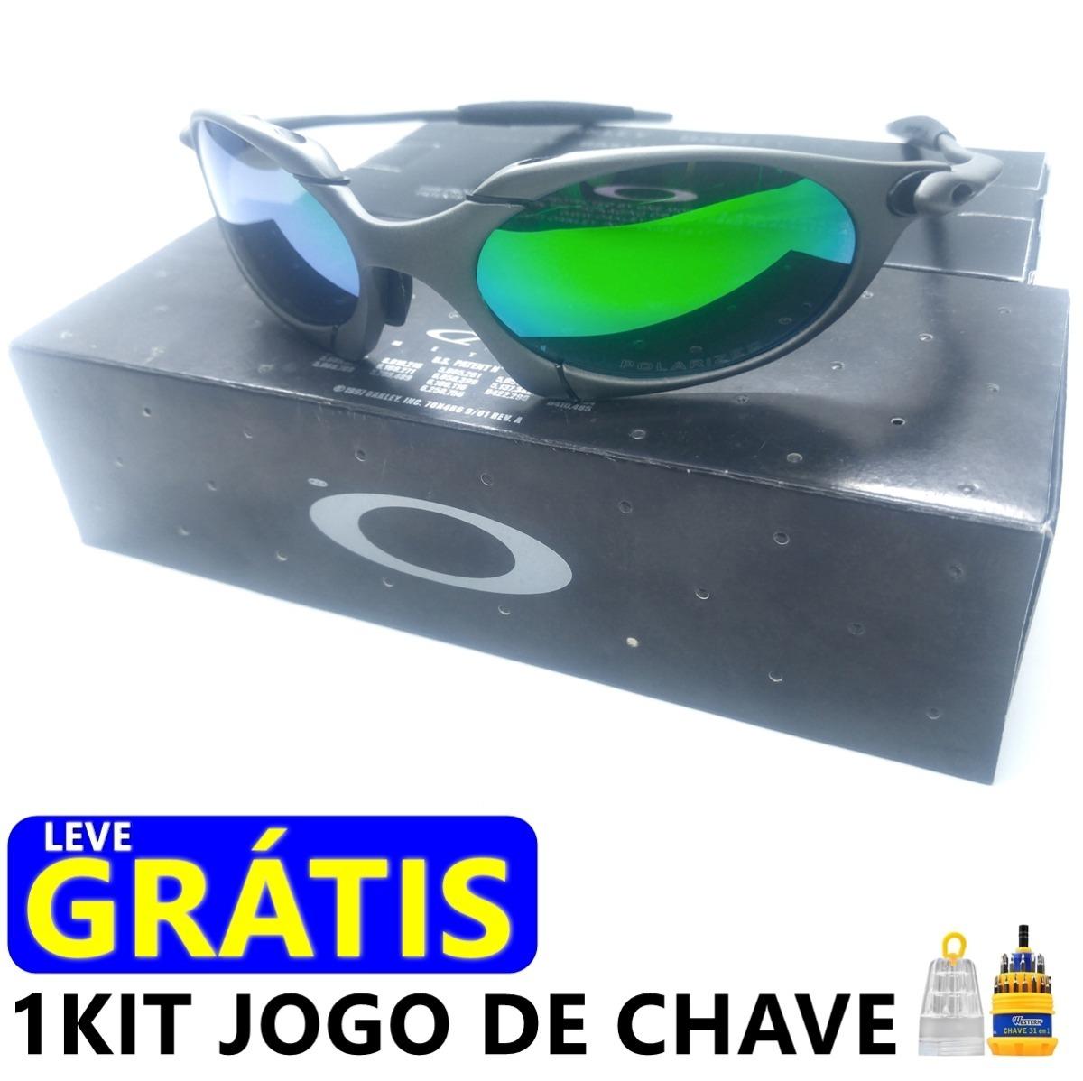 3bc60a896a654 Oakley Romeo 1 G26 Iridium - R  120,00 em Mercado Livre