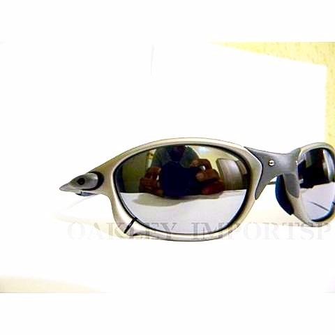 9a8fb7660 Oakley Romeo 1 Tio2 Double Juliet Polarized Numerado + Lent - R$ 135,06 em  Mercado Livre