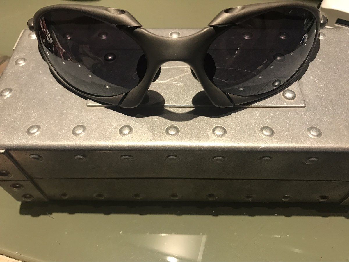 Oakley Romeo 1 X Metal Zerado Estado De Zero!!! Unico No Ml - R ... 0a19469d2c