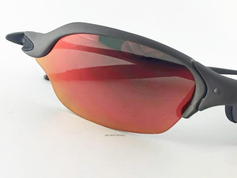 7dfa211e7 ... best price oakley romeo 2 x metal ultra red ciclop original. carregando  zoom. bed08
