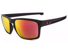 b6f3c1f68 Oculos Oakley Sliver Ferrari - Óculos De Sol no Mercado Livre Brasil