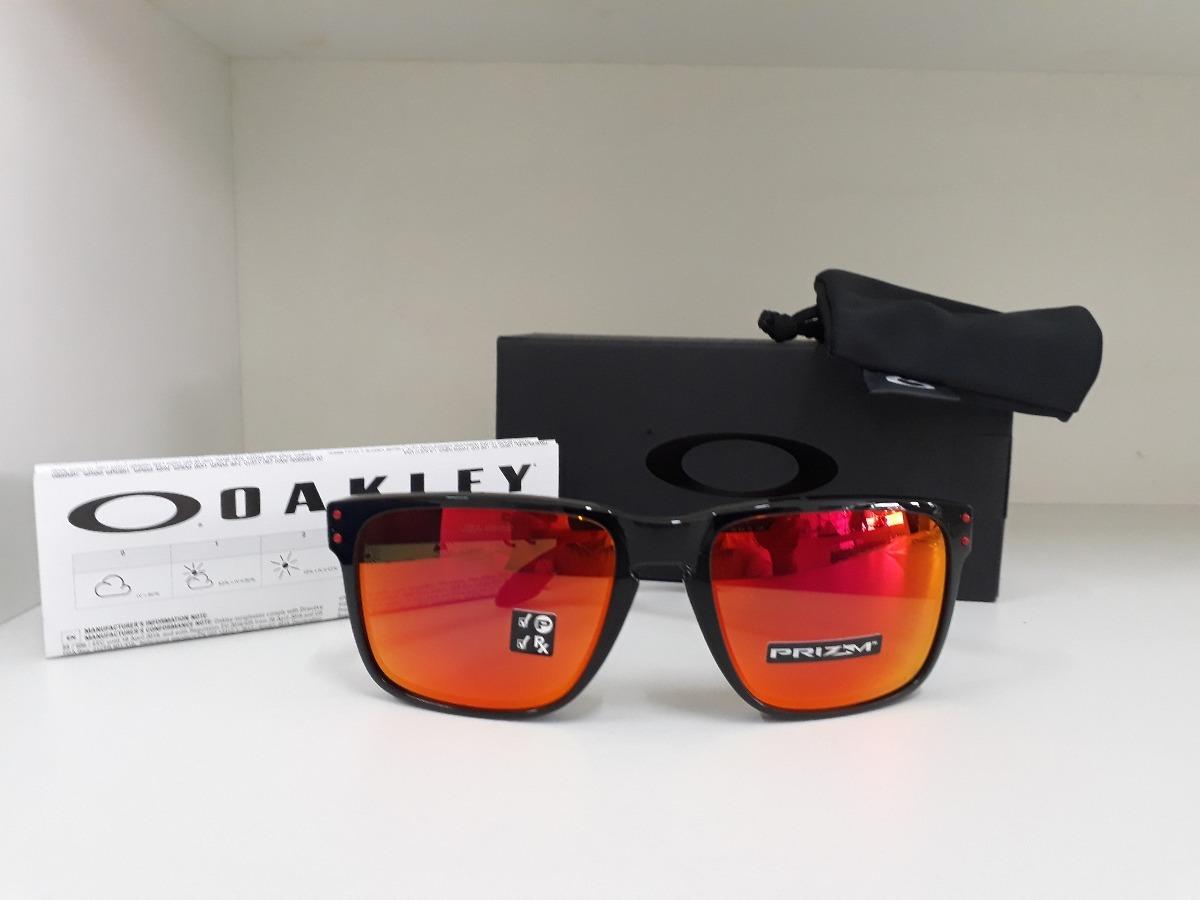 2230e9bf04 oakley solar holbrook 9417-08 59 novo original. Carregando zoom.